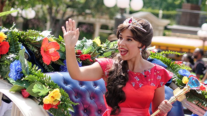 Princess Elena to begin meet and greets in the Magic Kingdom