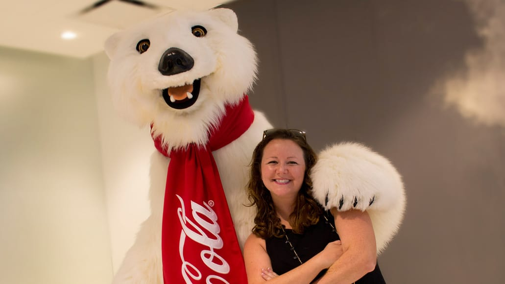 Coca-Cola Polar Bear coming to Disney Springs