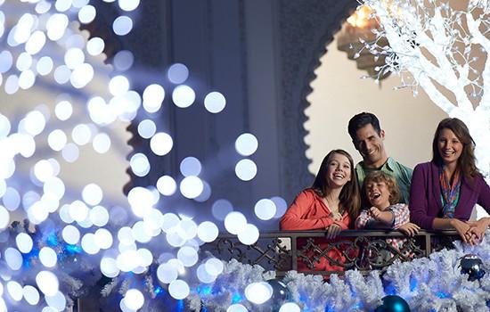 Christmas Town returns to Busch Gardens Tampa Bay