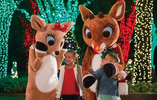 CHRISTMAS TOWN™ to Return to BUSCH GARDENS® TAMPA BAY