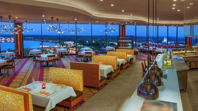"New Year's Eve at California Grill to offer ""Baby New Year"" meet and greet?"