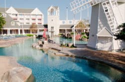 yacht and beach resort pool