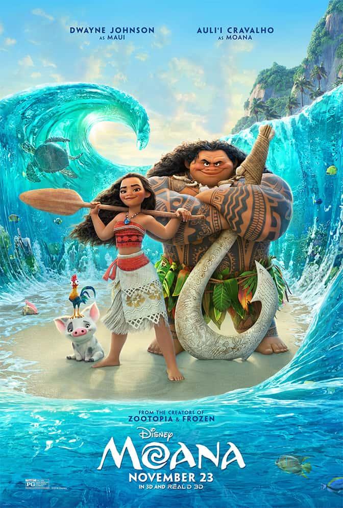 Moana to offer a sneak peek at Disney's Hollywood Studios