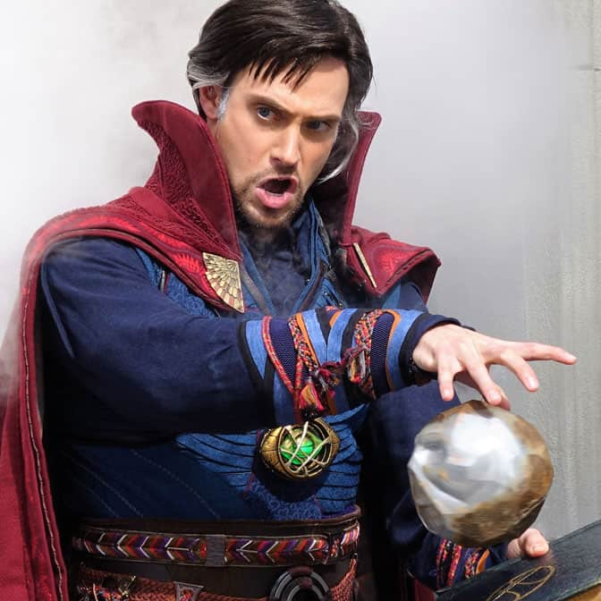 How to participate in Dr Strange Interactive Show at Disney's Hollywood Studios