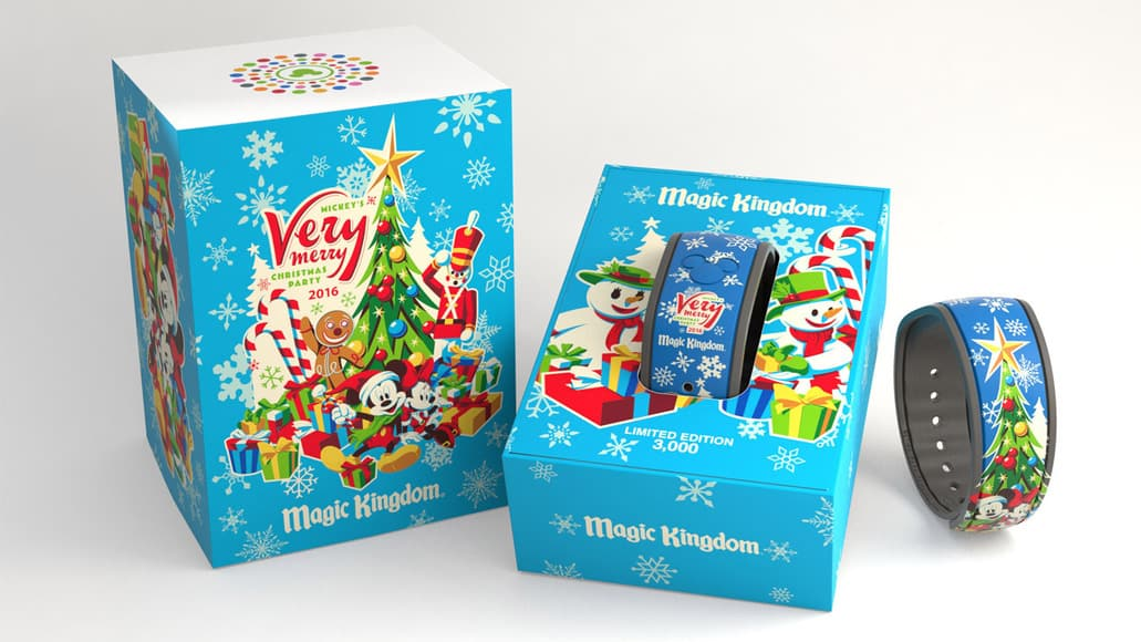 Mickey's Very Merry Christmas Party 2016 Merchandise