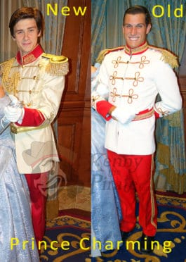 Prince Charming debuts new look at Mickey's Very Merry Christmas Party in Walt Disney World