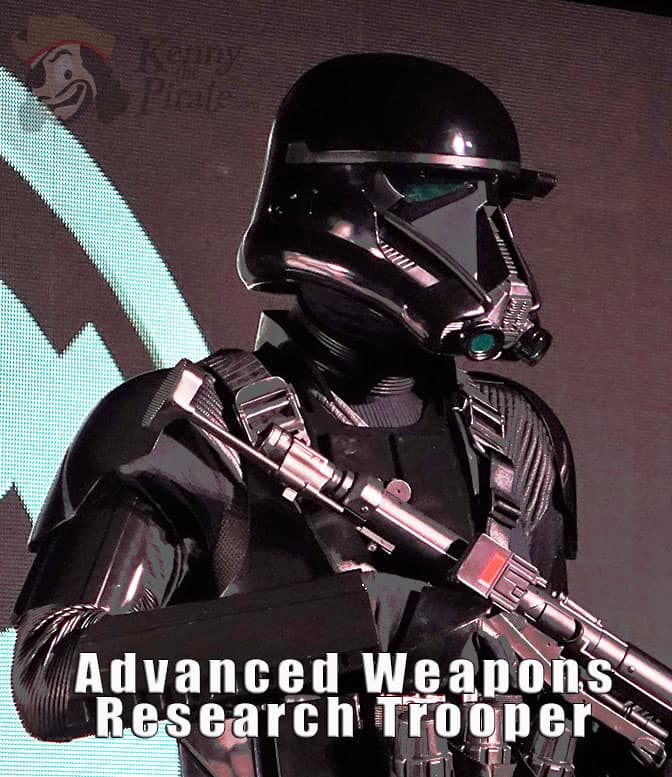 Advanced Weapons Research Trooper - Imperial Death Trooper