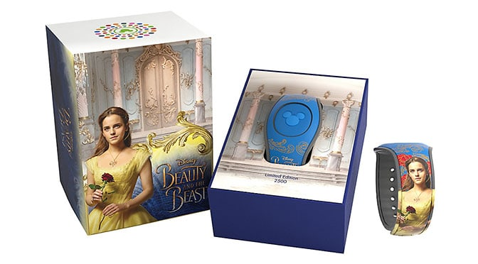 Beauty and the Beast Limited Edition Magic Band now available