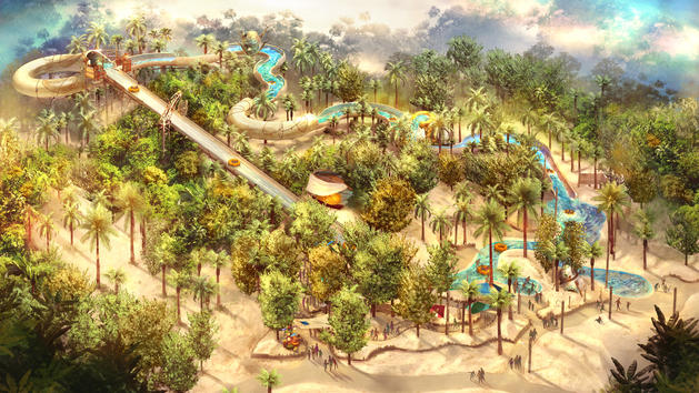 Miss Adventure Falls coming to Disney's Typhoon Lagoon