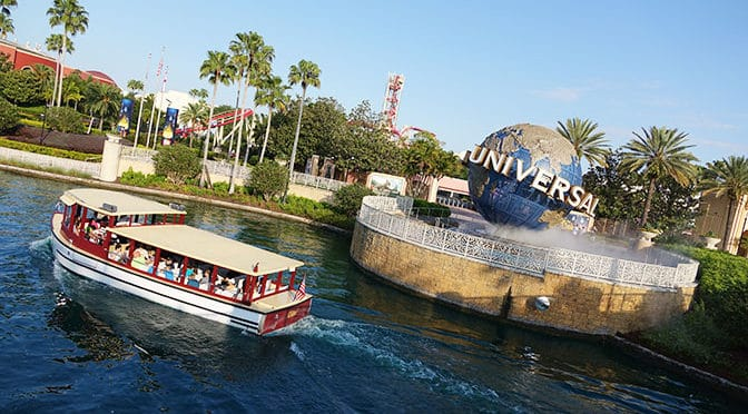 Universal Orlando is testing the use of Facial Recognition for Express Pass Usage