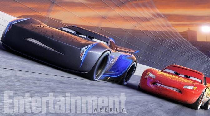 Cars 3: First Look at New Millennial Racers