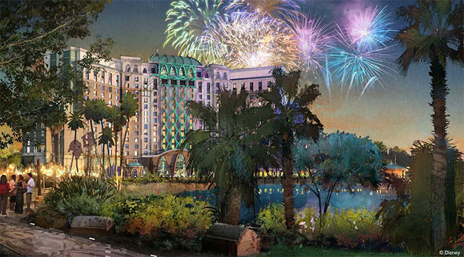 Room only discounts save up to 20% at Walt Disney World Hotels this Fall