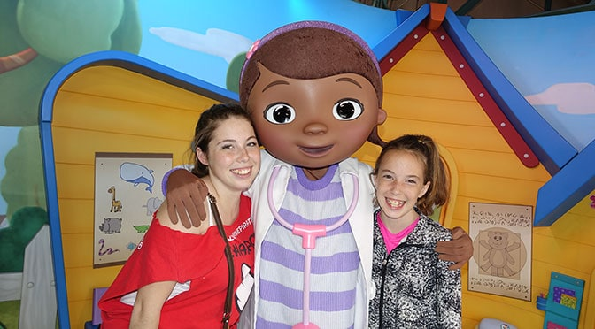 Doc McStuffins to begin appearing at Disney's Animal Kingdom