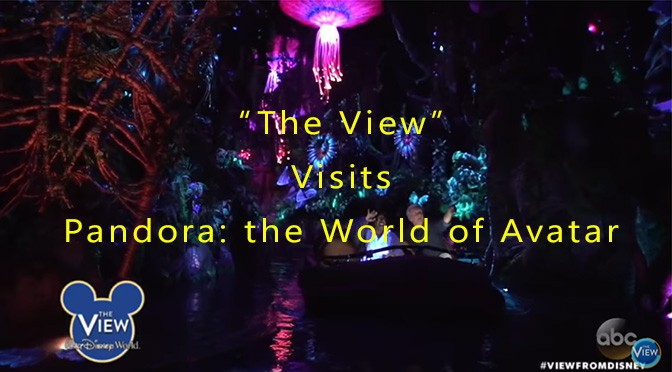 Look Inside Pandora the World of Avatar at Disney's Animal Kingdom