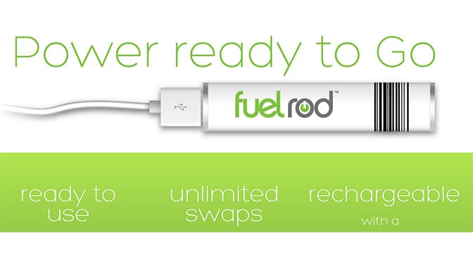 Using FuelRod portable charging at Walt Disney World including locations