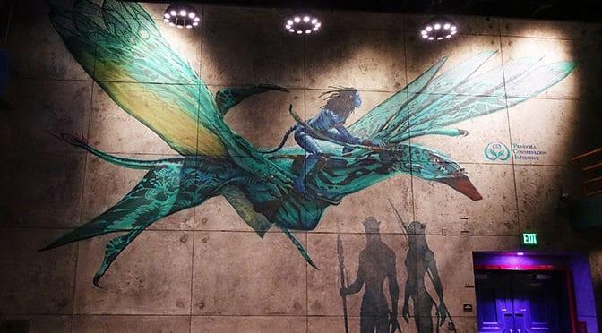 Pandora the World of Avatar at Animal Kingdom has soft opened!