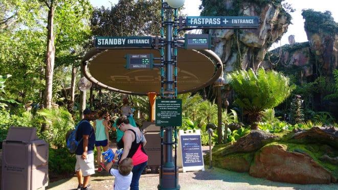 Na'Vi River Journey in Pandora the World of Avatar at Disney's Animal Kingdom