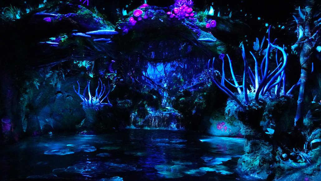 NaVi River Journey In Pandora The World Of Avatar At Disneys Animal Kingdom