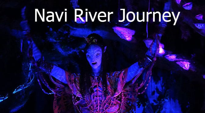 REVIEW Na'Vi River Journey in Pandora the World of Avatar at Disney's Animal Kingdom
