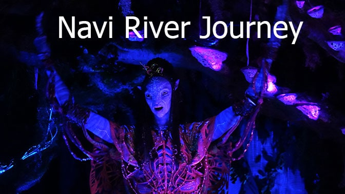 Na'Vi River Journey in Pandora the World of Avatar at Disney's Animal Kingdom