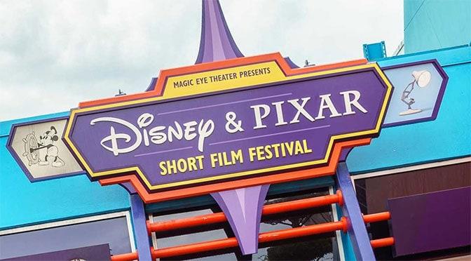 Disney & Pixar Film Festival at Epcot changing up the short film lineup