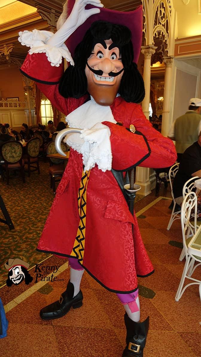 Plaza Inn Breakfast Captain Hook