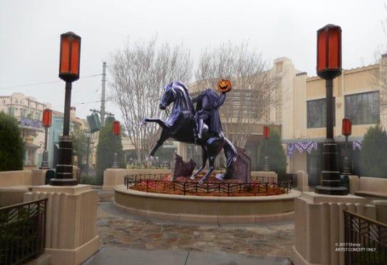 Halloween Time Haunts Disney California Adventure