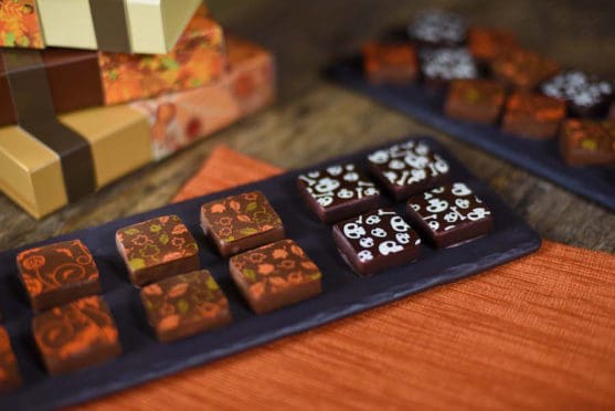Decadent Fall Offerings at The Ganachery