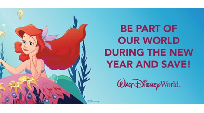 Save up to 25% on your next Walt Disney World vacation!