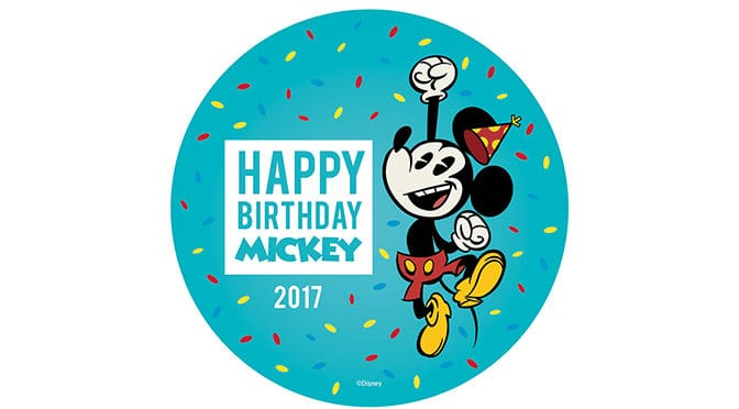 Mickey Mouse will celebrate his birthday in the parks with special celebrations