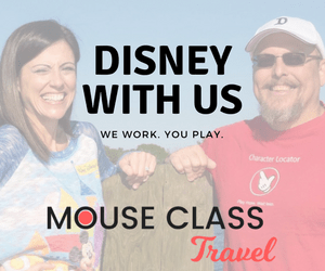 Book your next Disney Adventure with KennythePirate and Mouse Class Travel