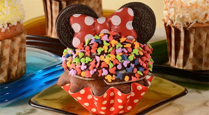 Special Polka Dot treats will be offered for Minnie's Rock the Dots Day!