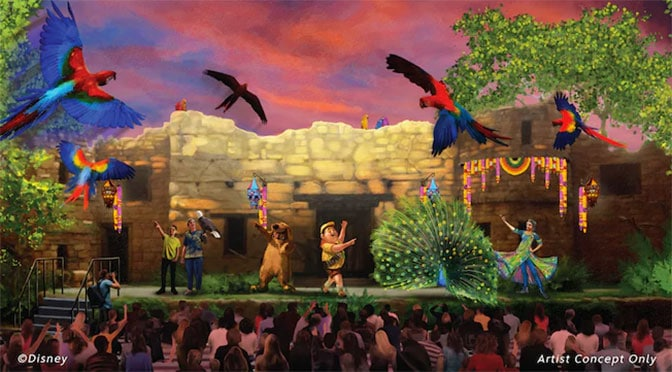 UP! A Great Bird Adventure will Offer Fastpass+