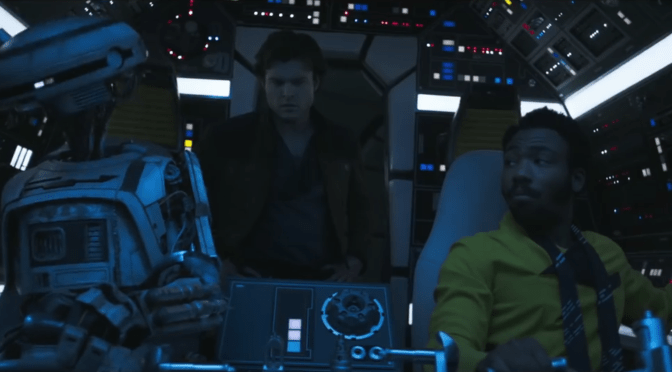 """What You May Have Missed in the New """"Solo: A Star Wars Story"""" Trailer"""
