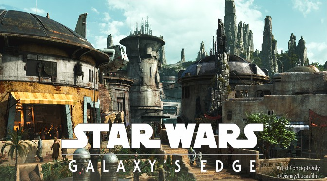 Galaxy's Edge: Welcome to Black Spire Outpost