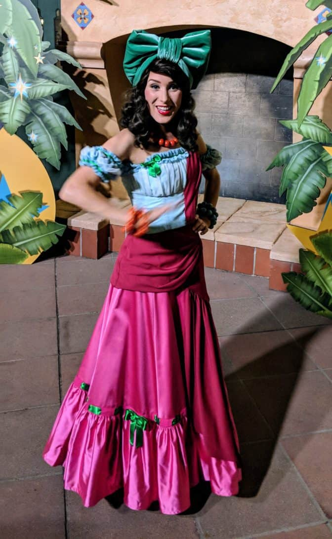 Lady Yaya at Fandaze in Disneyland Paris 2018 (2)
