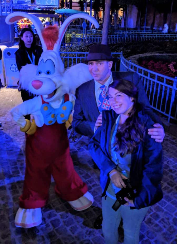 Roger-Rabbit-and-Eddie-Valiant-at-Fandaze-in-Disneyland-Paris-2018