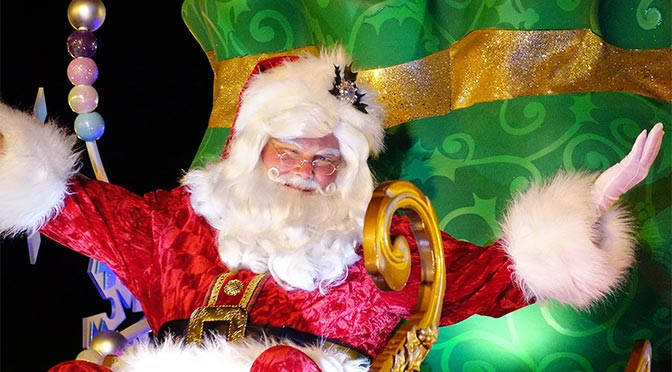 Holidays at Walt Disney World will return November 8