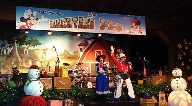 Mickey's Backyard BBQ closing later this year