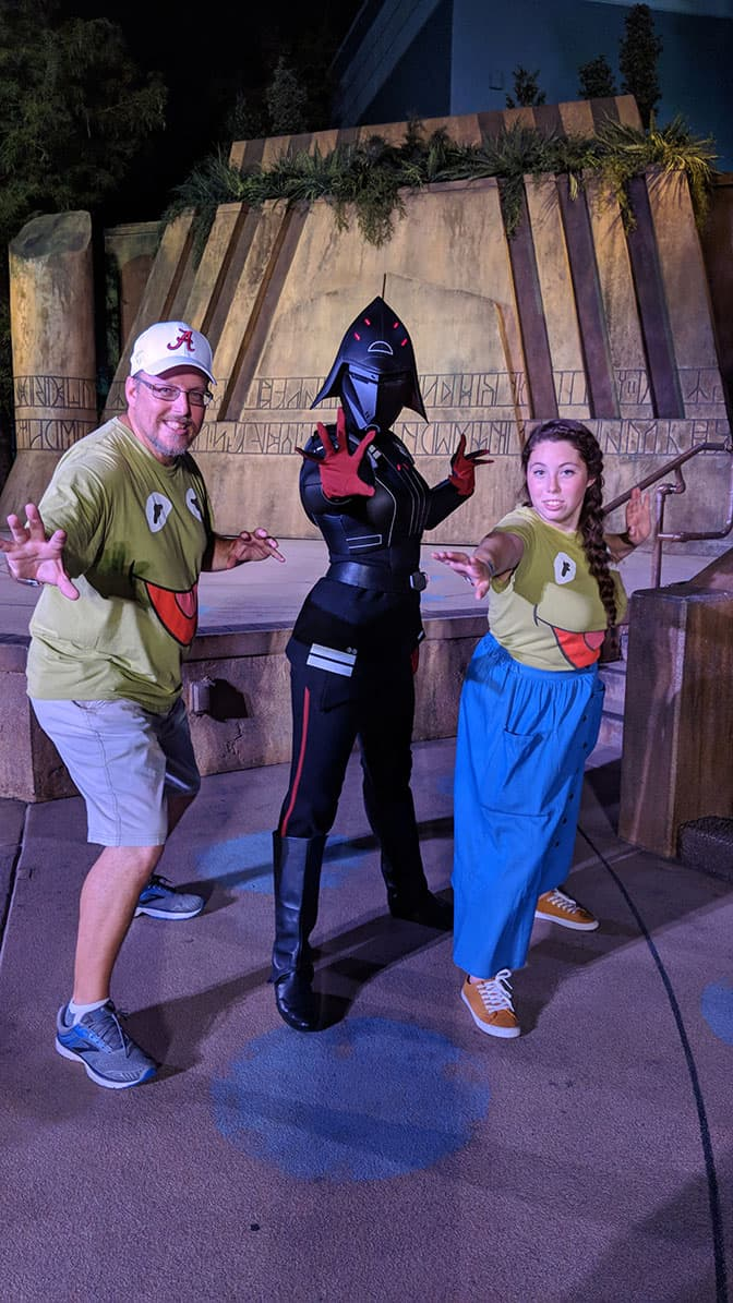 DVC Moonlight Madness at Hollywood Studios Seventh Sister