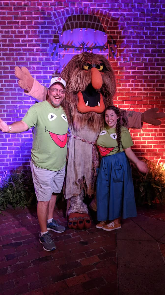 DVC Moonlight Madness at Hollywood Studios Sweetums