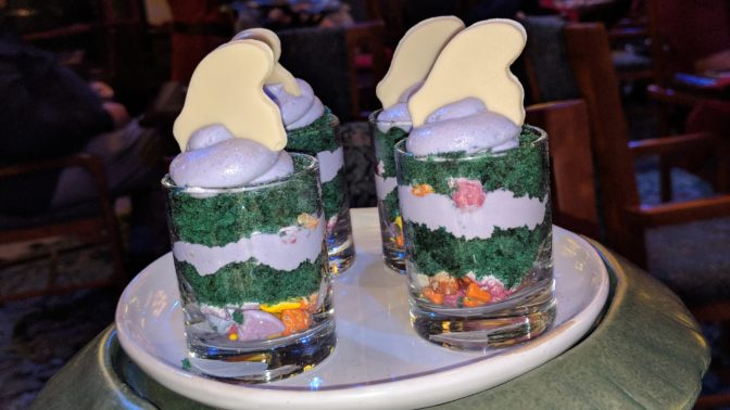 Artist Point Storybook Dining at Disney's Wilderness Lodge