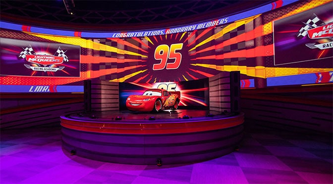 Lightning McQueen's Racing Academy reveals new details