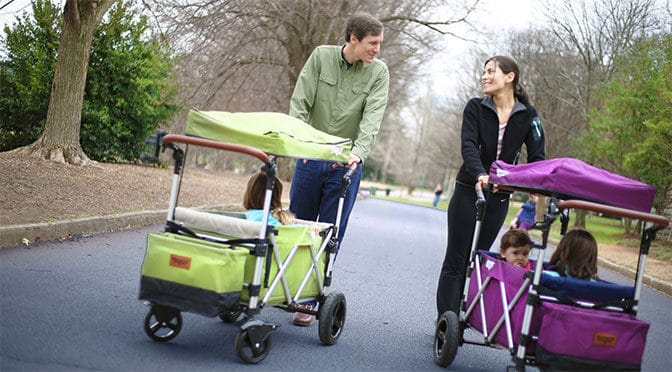 Stroller size changes and stroller wagons to be banned