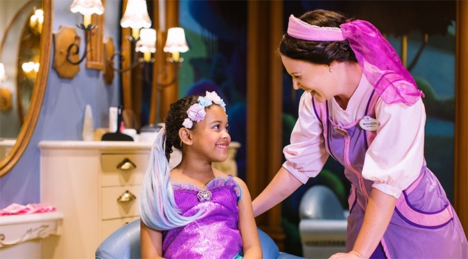 Reservations now open for Bibbidi Bobbidi Boutique at Grand Floridian