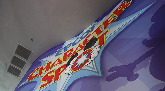 Epcot Character Spot closing with new locations for some characters