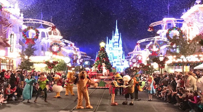 "12 Reasons you Need to Visit Disney During the ""Most Wonderful Time of The Year"""
