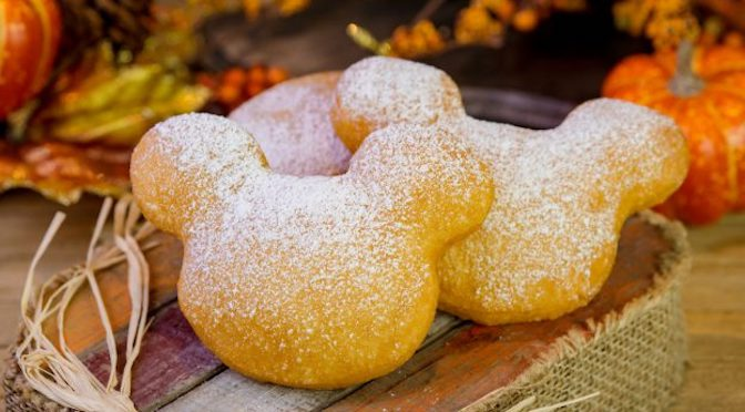 DVC Members can Also Enjoy Free Beignets