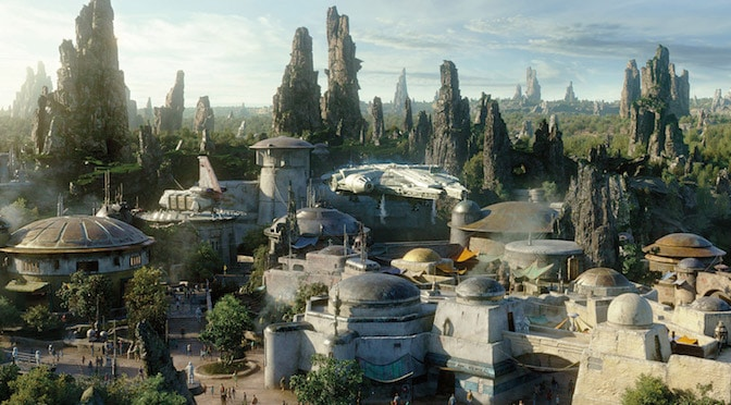 TONIGHT: Go Behind the Scenes of Star Wars Galaxy's Edge on Freeform!