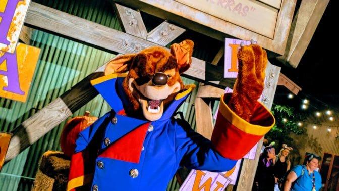 Oogie Boogie Bash Don Karnage